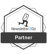 Partnerlogo Newsletter2Go