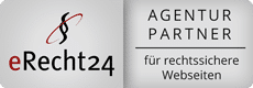 Logo erecht24 Agentur Partner