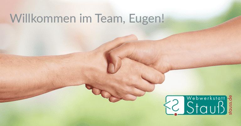 Willkommen Eugen